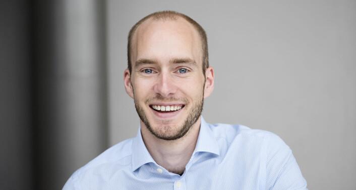 Sven Jørund Kolstø i CoFounder er styreleder og innleid forretningsutvikler i Wavefoil. Foto: CoFounder / Optoscale