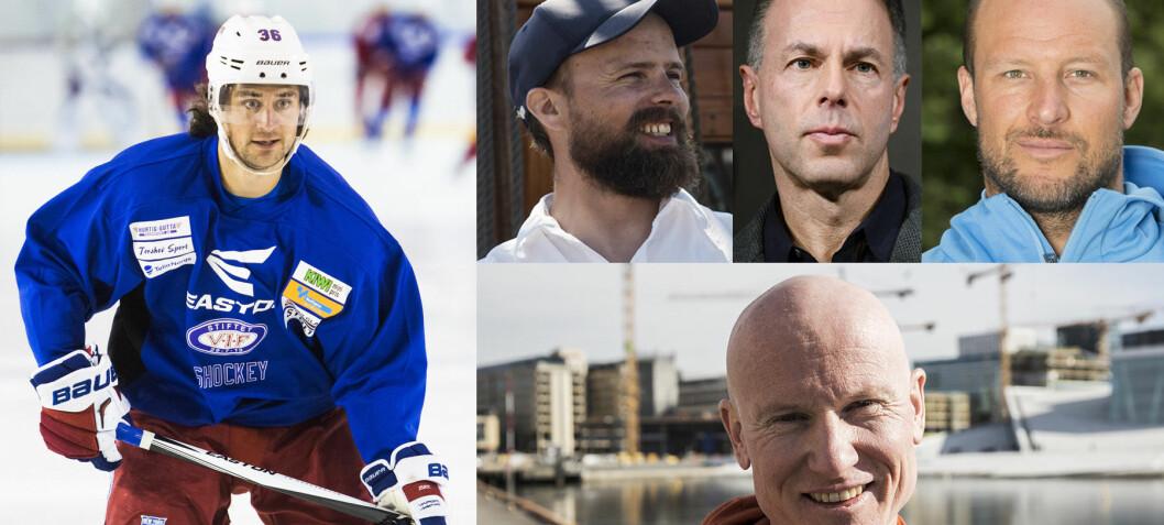 Per-Otto Wold topper laget: Nå har han Zucarello, Brand, Wenig og Lund Svindal i stallen