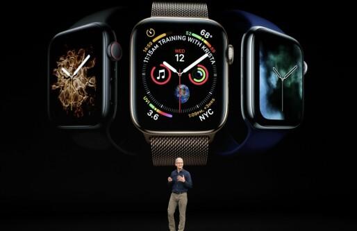 Apple: Slik er de nye funksjonene som overvåker helsa