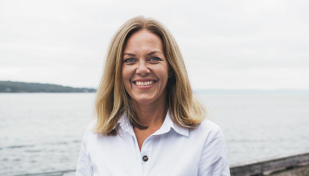 Annette Fosaas. Foto: Benedicte Tandsæther-Andersen