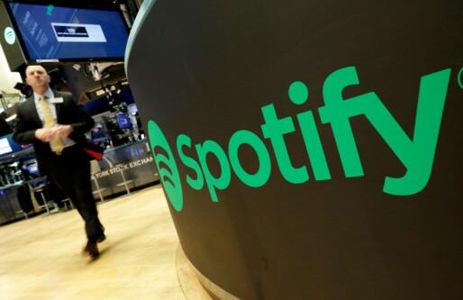 Spotify raser på børsen etter anklager om trakassering: Saksøkes av tidligere ansatt