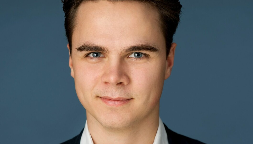 Valdemar Rolfsen er ny CTO i Ignite Procurement.