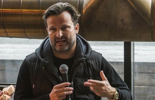 Traasdahl ber norske startups få opp farten: «Å gjøre en voldsom mengde feil, er den eneste måten å lykkes»