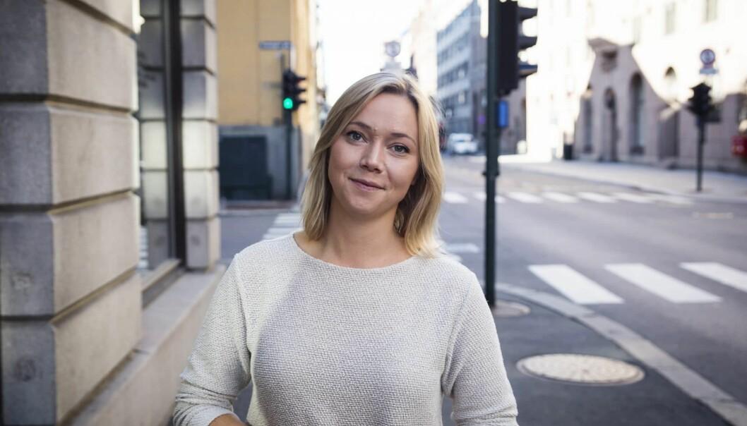 Karen Dolva i No Isolation. Foto: Per-Ivar Nikolaisen