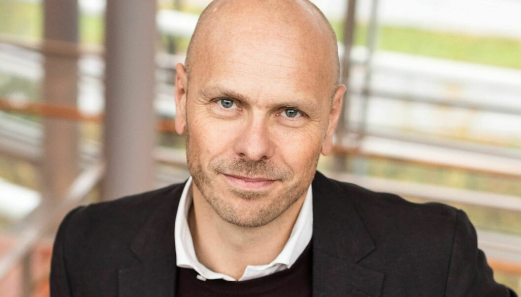 Jan H. Solhøy er ny CTO i Vipps.