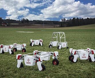 Landbruksroboten fra Ås gikk helt til topps i nordisk «foodtech»-kåring