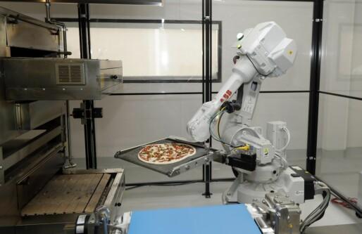 Pizzabaker-robot henter over 3 milliarder kroner fra Softbank
