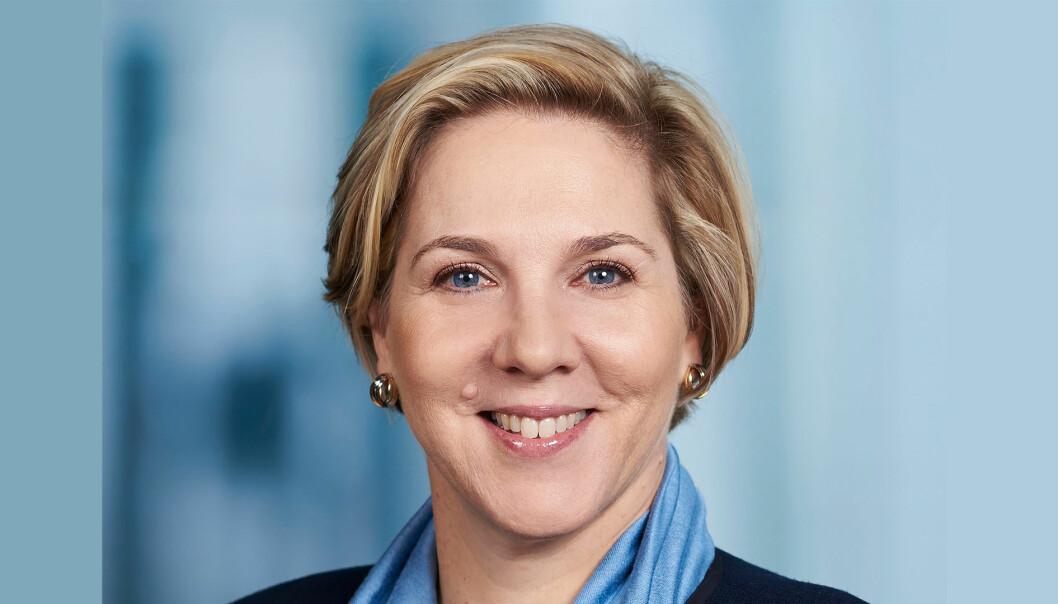 Robyn Denholm, ny styreleder i Tesla. Foto: Presse