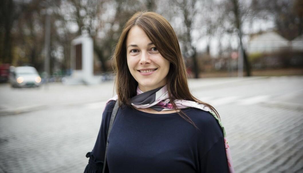 Yara Paoli i Preply. Foto: Per-Ivar Nikolaisen