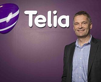 Get-sjefen gir seg før sammenslåing: Abraham Foss skal lede nye Telia Norge