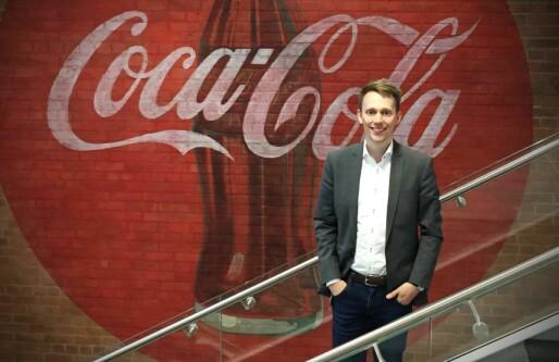Inzpire.me omsetter for 7 millioner, og henter digitaltopp fra Coca-Cola