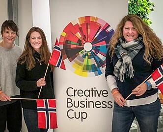 Norsk skitech på den globale pallen i Creative Business Cup