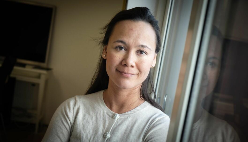 Mona Jostedt, daglig leder i PERX Folkefinansiering. Foto: Vilde Mebust Erichsen