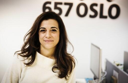 Kirsten McLoud: -- Det er enklere å være en startup i Norge enn i Silicon Valley