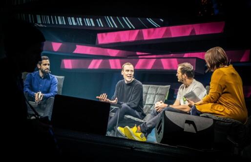 Norske startups strømmer til det globale oppropet #NotOptional