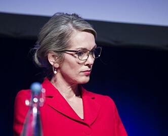 Anita Krohn Traaseth er sjef ut desember: Blir rådgiver