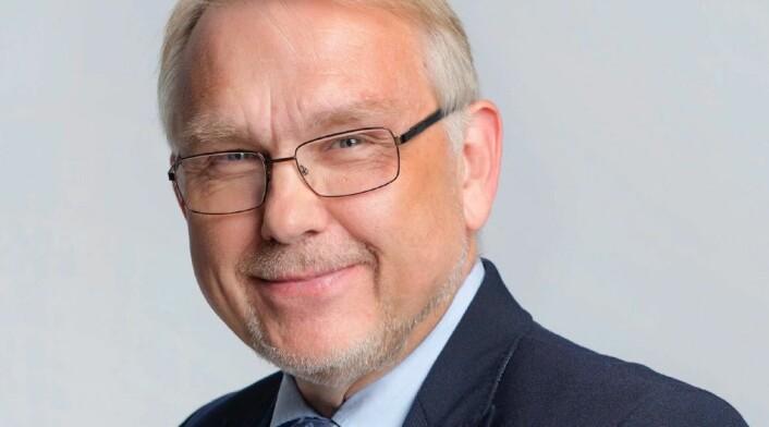 Hans Martin Vikdal konstitueres som administrerende direktør for Innovasjon Norge.