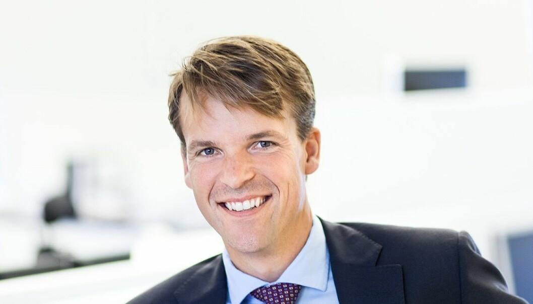 Bjarne K. Lie i Verdane Capital.