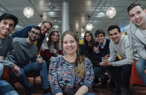 Levde som fattig utenlandsstudent i Norge: Slik fikk hun ideen som ble veien til prestisjeprogrammet