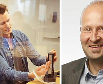 Vipps-topp til nøkkel-startup: «Står ovenfor en gigantisk digitalisering»
