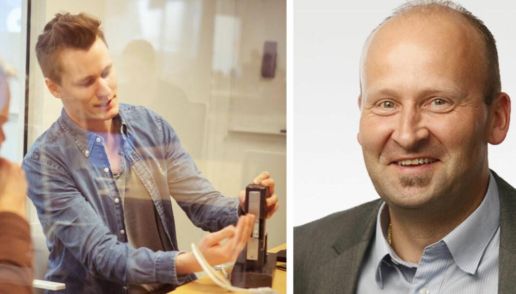 Terje Skog Jenssen går fra Vipps til Unloc. Foto: Privat