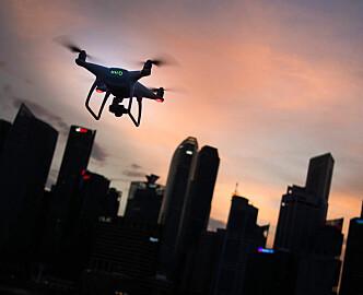 Ber folk vise dronevett på nyttårsaften: «Kan få fatale følger»