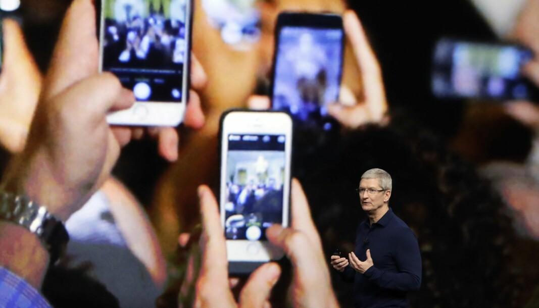 Apple-sjef Tim Cook frir til de minste utviklerselskapene.