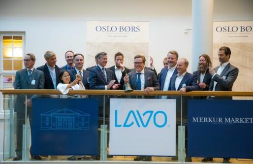 Full isfront mellom Lavo TV og långiver: Jobber for å redde selskapet