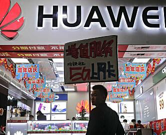 Forbrukerrådet: Huawei-kunder kan ha krav på å heve kjøpet