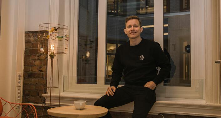 Øystein Høie, Country Manager i Dreams. Foto: Benedicte Tandsæther-Andersen