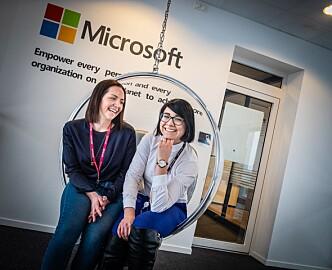 Microsoft-ildsjelene hentet hjem globalt startupprogram