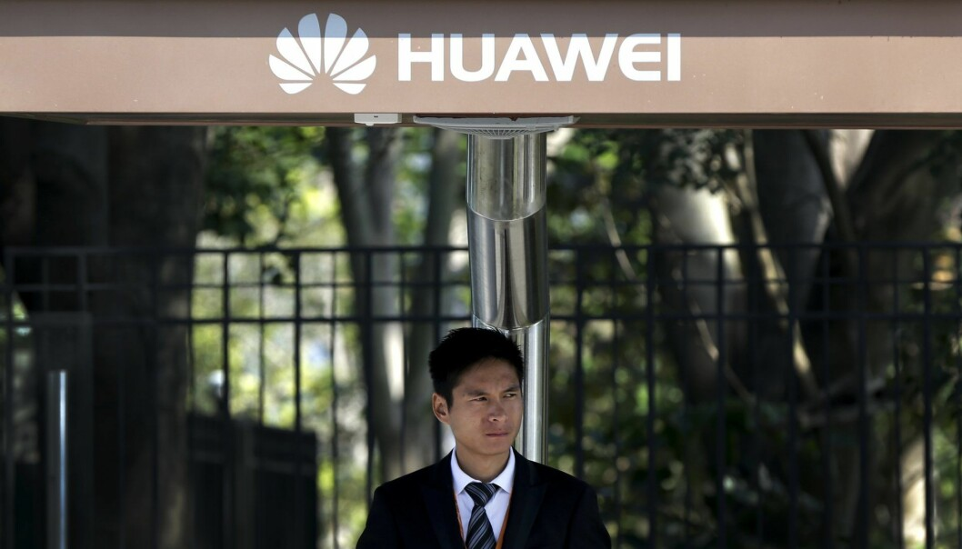 The Huawei research and development centre in Dongguan in south China's Guangdong province. (AP Photo/Andy Wong)
