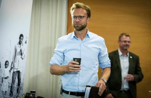 Nikolai Astrup pekes ut som ny digitalminister