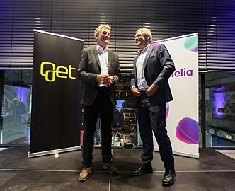 Telia økte salgsinntektene etter sammenslåing med Get