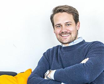 Martin Petter Fredriksen blir finansdirektør i Dignio