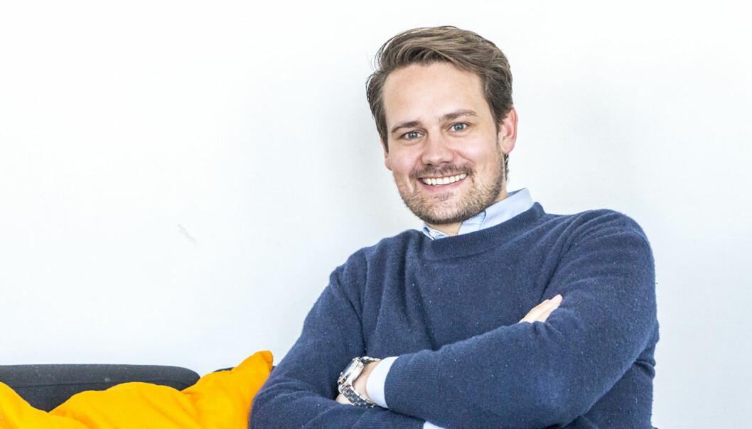Martin Fredriksen blir ny finansdirektør i Dignio.
