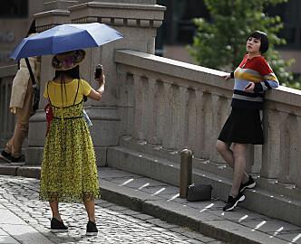 Vipps skal samarbeide med Alipay: Vil gjøre seg lekre for kinesere på tur
