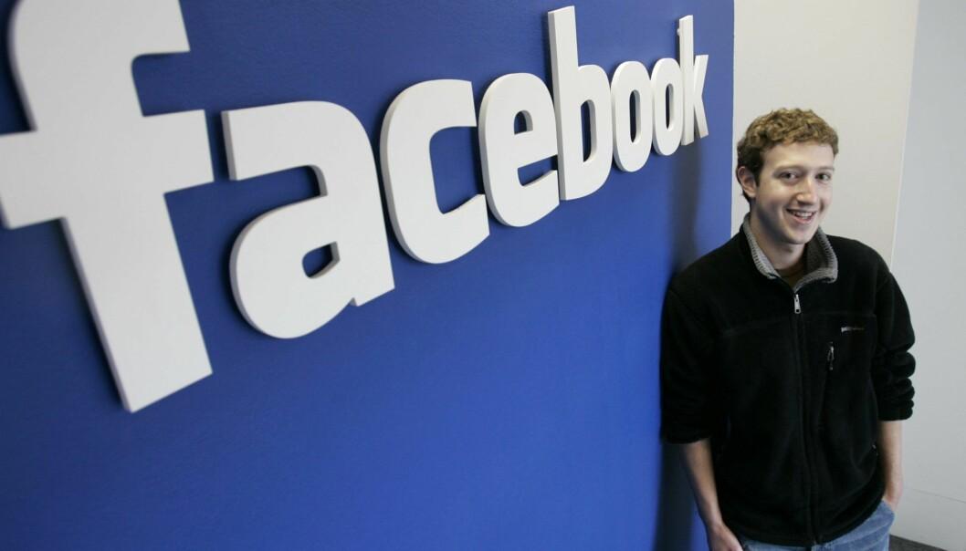 Da dette bildet ble tatt av Facebook-sjef Mark Zuckerberg, var selskapet et tre år ungt skudd på internettstammen. Mandag runder nettsamfunnet 15 år. Arkivfoto: Paul Sakuma / AP / NTB scanpix