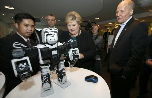 Norge får nasjonal strategi for kunstig intelligens: – Vi har vært bekymret