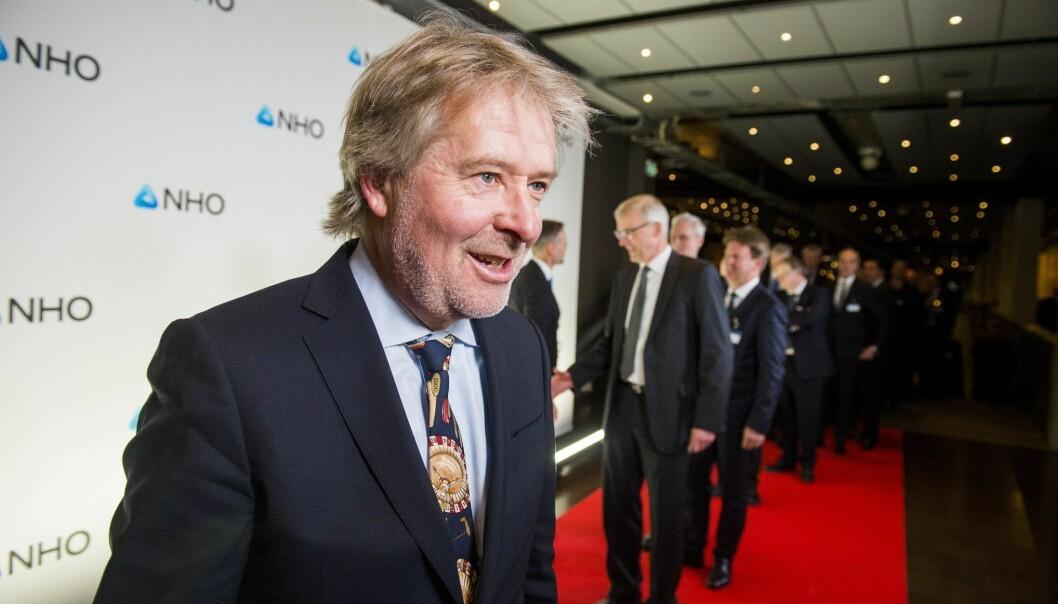 Tidligere sjefsredaktør i VG Torry Pedersen, nå publistisk direktør i Schibsted.  Foto: Fredrik Varfjell / NTB scanpix