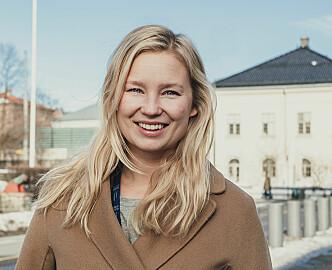 Cilia Holmes Indahl (29) er ny Nordic Impact-sjef: – Jeg tror oppveksten min gjorde at jeg ble voksen altfor tidlig