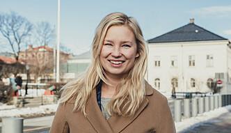 Cilia Holmes Indahl. Foto: Benedicte Tandsæther-Andersen
