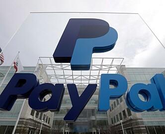 DNB inngår betalingssamarbeid med nettgiganten PayPal