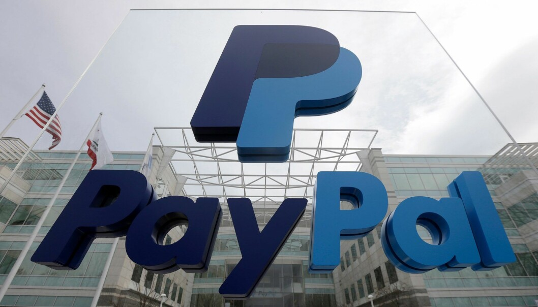 PayPal's headquarters in San Jose, Calif. Foto: AP Photo/Jeff Chiu, File