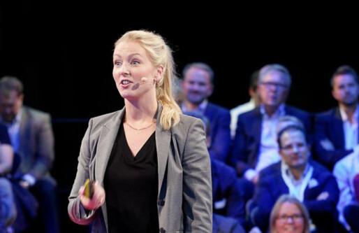 Louise Fuchs er ny kommunikasjonsdirektør i Kolonial.no