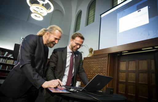Norge helt i toppen i bruk av offentlige nettjenester