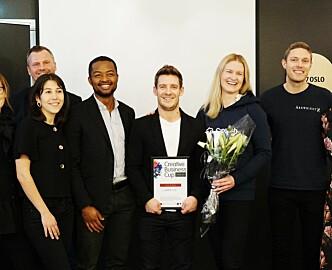 Språkspill-appen Capeesh kåret til landets beste kreativ-startup