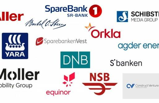 2019: Her er oversikten over 16 norske selskaper som investerer i startups: Hva de ser etter og hvor mye de investerer.