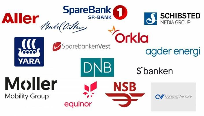 2019: Her er oversikten over 16 norske selskaper som investerer i startups.