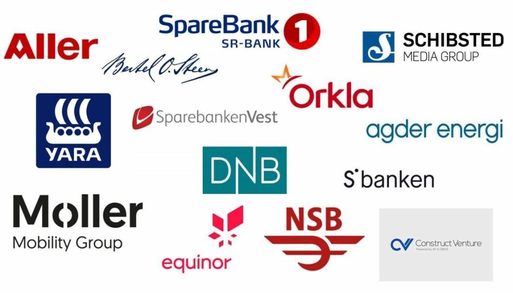 Corporate Venture er i vinden. Her er 14 norske selskaper som investerer i startups.